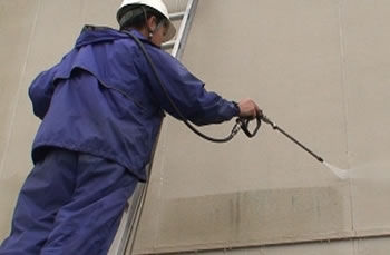 外壁塗装時の下地処理