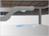 床下の水漏れ、腐りの補修