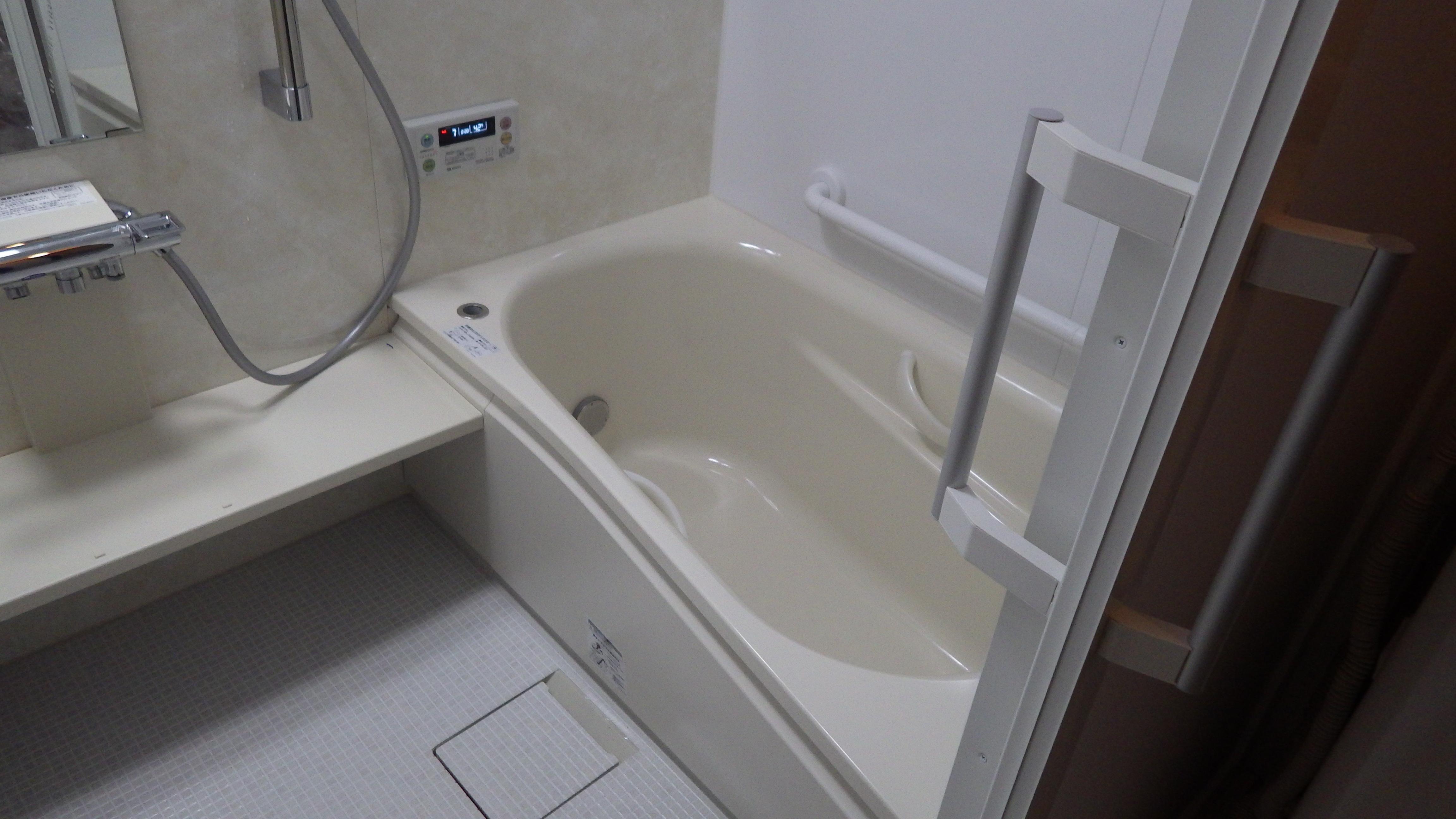 浴室・洗面脱衣室改修工事(秋田県・秋田市補助金制度利用で合計20万円受けました)