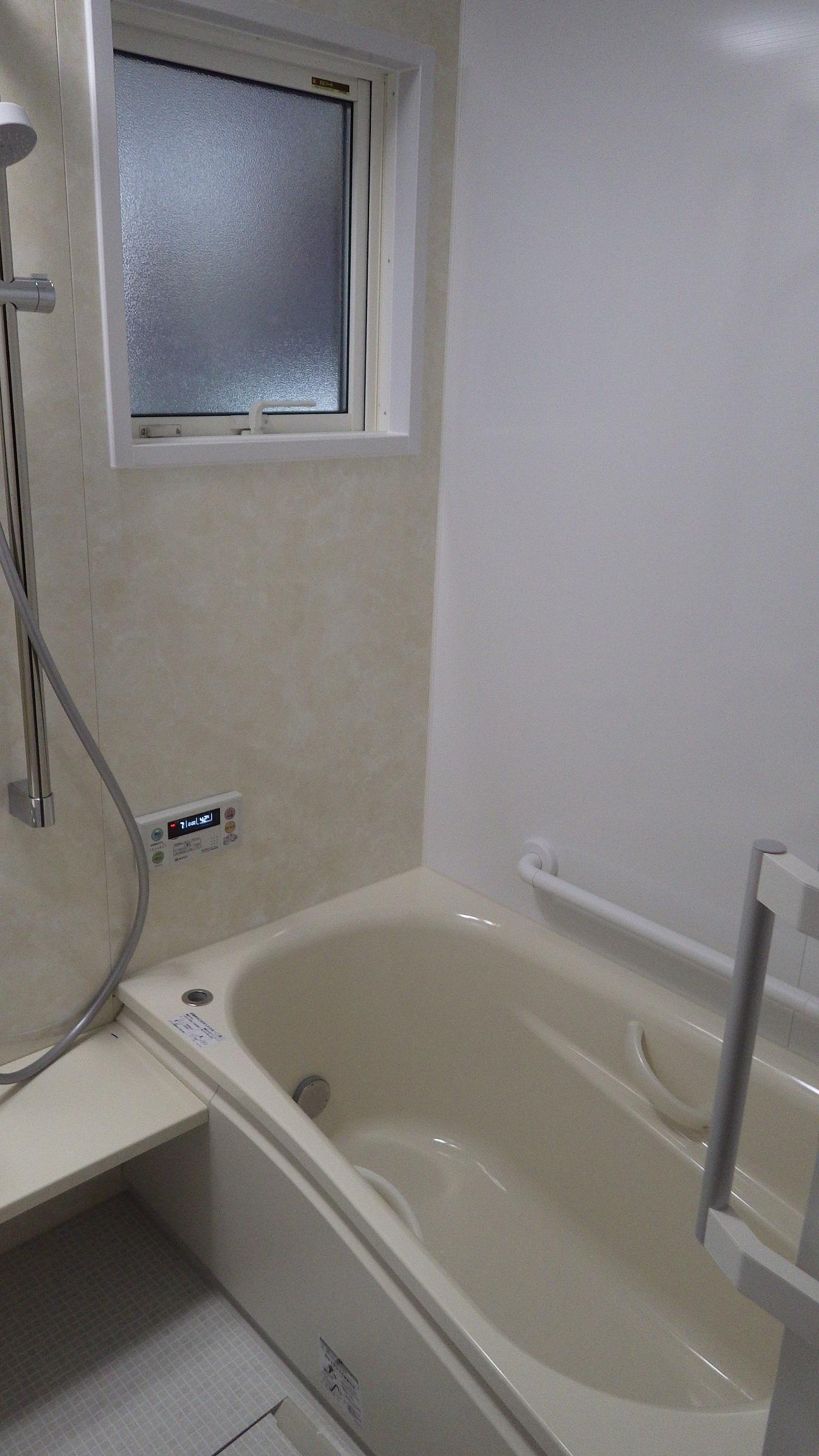 浴室窓 YKKap 複層ガラス
