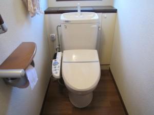 シャワートイレ入替(2台)