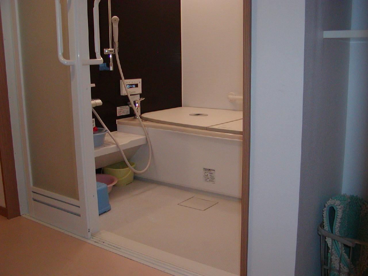 水廻り(浴室・トイレ・キッチン・洗面脱衣室)改修工事